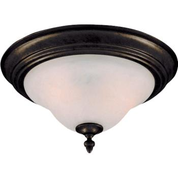 Pacific - Two Light Flush Mount - 2650MRKB