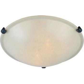 Malibu - Two Light Flush Mount - 2680WSOI