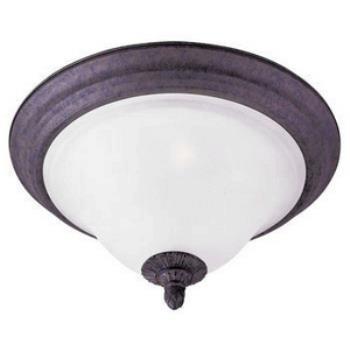 2 Light Flushmount - 2750SVCR
