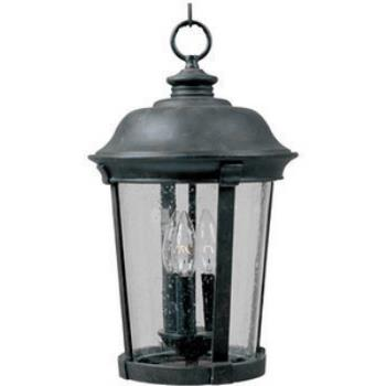 Dover 3 Light Pendant - 3029CDBZ