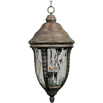 Whittier 3 Light Pendant - 3111WGET