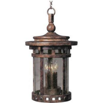 Santa Barbara 3 Light Pendant - 3138CDSE