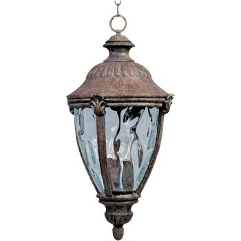 Morrow Bay 3 Light Pendant - 3192WGET
