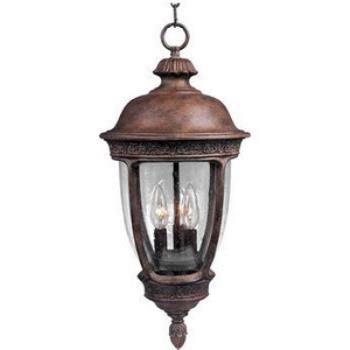 Knob Hill 3 Light Pendant - 3468CDSE