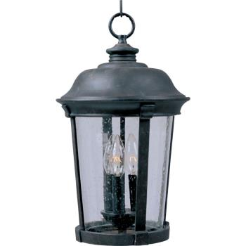 Dover Vx 3-light Outdoor Hanging Lantern - 40099CDBZ