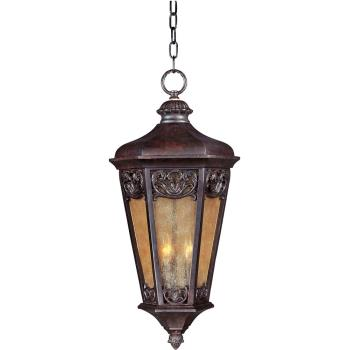 Lexington Vx 3-light Outdoor Hanging Lantern - 40177NSCU