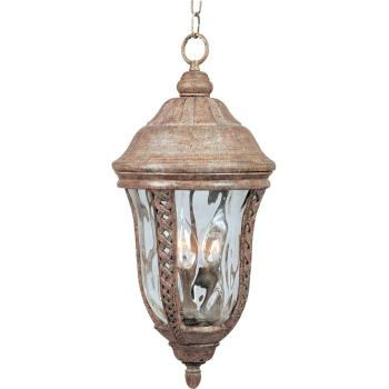 Whitter Vx 3-light Outdoor Hanging Lantern - 40210WGET