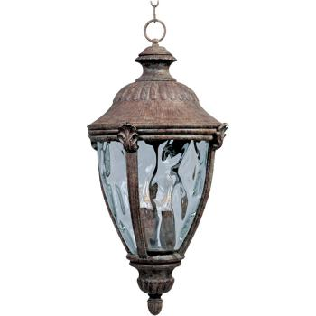 Morrow Bay Vx 3-light Outdoor Hanging Lantern - 40291WGET