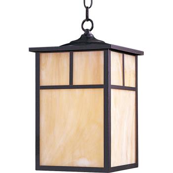 1 Light Pendant Outdoor - 4058HOBU