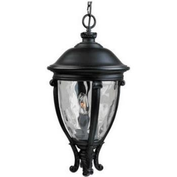 Camden Vx 3-light Outdoor Hanging Lantern - 41429WGBK
