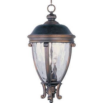 Camden Vx 3-light Outdoor Hanging Lantern - 41429WGGO