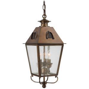 Edenshire - Three Light Outdoor Chain Hung Lantern