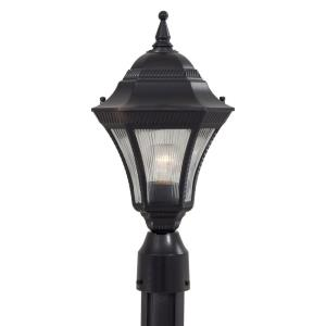 Segovia - One Light Outdoor Post Lantern
