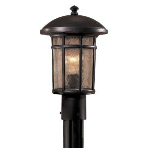 Cranston - One Light Outdoor Post Lantern