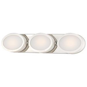 "Pearl - 23.75"" 39W 3 LED Bath Vanity"