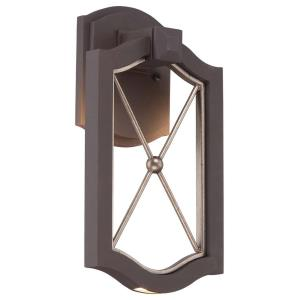 """Eastborne - 13.25"""" 12W 1 LED Outdoor Wall Mount"""