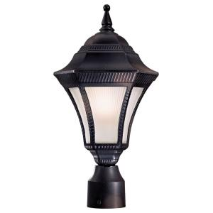 Segovia - One Light Outdoor Post Mount