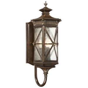 Rue Vieille - Four Light Outdoor Wall Lantern