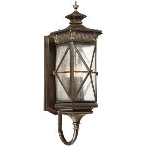 Rue Vieille - Five Light Outdoor Wall Lantern