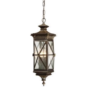 Rue Vieille - Four Light Outdoor Chain Hung Lantern