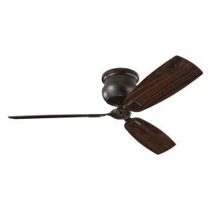 "Cannondale - 56"" Ceiling Fan - not light kit compatible"