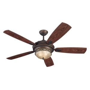 """Edwardian -56"""" Ceiling Fan"""