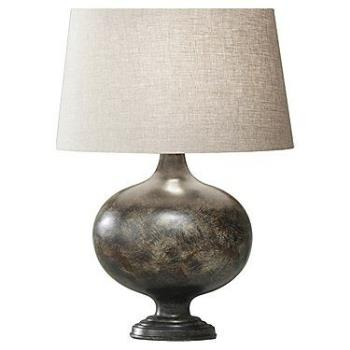 Orion - One Light Table Lamp - 10011WBK