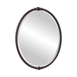 "Jackie - 24"" Oval Mirror"