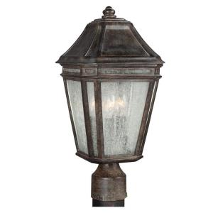 Londontowne - 8.25 Inch Three Light Outdoor Post Mount