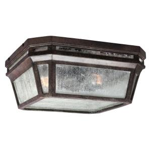 "Londontowne - 11.75"" 22W 1 LED Outdoor Flush Mount"