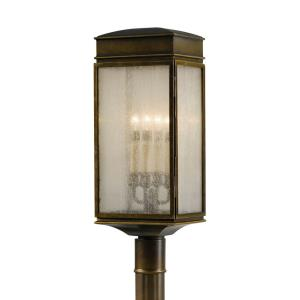 Whitaker - Four Light Post Mount