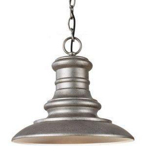 Redding Station - One Light Outdoor Hanging Lantern