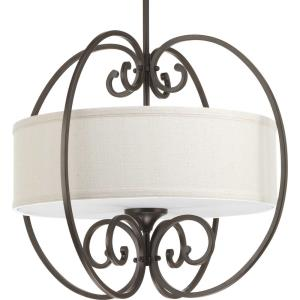 Overbrook - Three Light Small Pendant