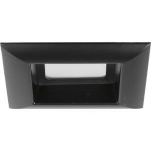 "4.76"" 9W 1 LED Square Recessed Trim"