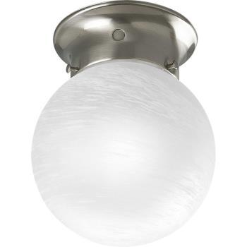 One  Light Flush Mount - P3401-09