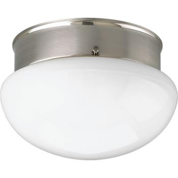 Fitter - One Light Flush Mount - P3408-09