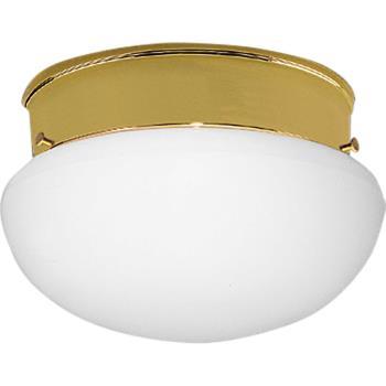 Fitter - One Light Flush Mount - P3408-10