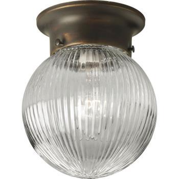 One Light Flush Mount - P3599-20