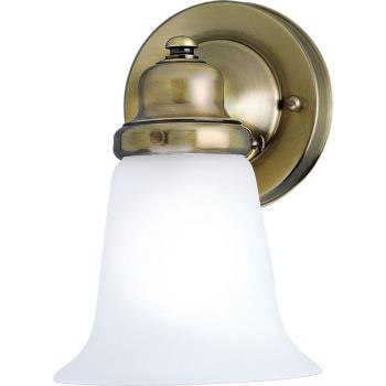 One Light Bath Vanity - P3832-11