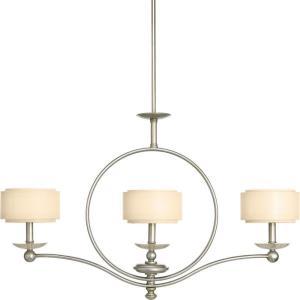 Ashbury - Three Light Linear Chandelier