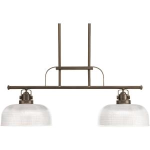 Archie - Two Light Linear Chandelier