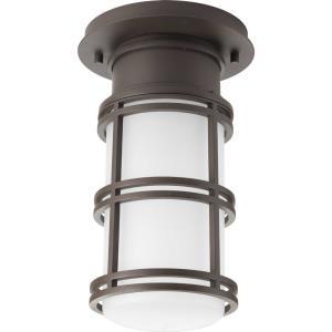 "Bell - 11.38"" 9W 1 LED Outdoor Hanging Lantern"