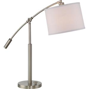 Clift - One Light Small Portable Table Lamp
