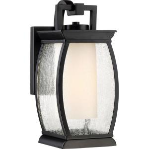 Terrace - 23W One Light Outdoor Small Wall Lantern
