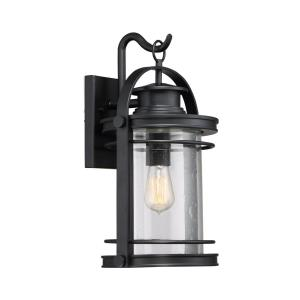 Booker - One Light 23W Large Outdoor Wall Lantern
