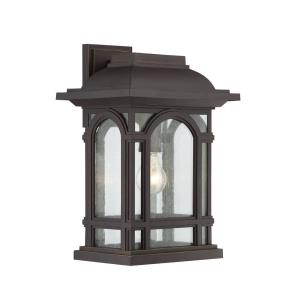 Cathedral - One Light Large Outdoor Wall Lantern