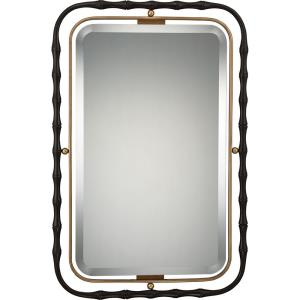 "Reflections - 37.5"" Rectangular Mirror"