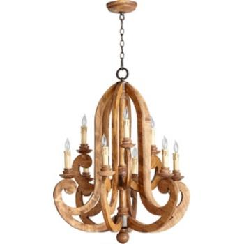 Ashford - Nine Light Chandelier - 6163-9-23