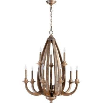 Telluride - Nine Light Chandelier - 6166-9-21