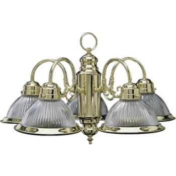 Five Light Chandelier - 6427-5-2